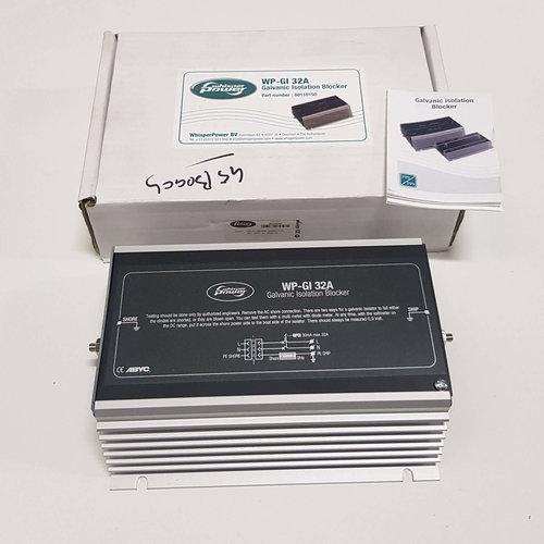 Whisper Power Galvanische isolatie blocker WP-GI 32A Whisper Power