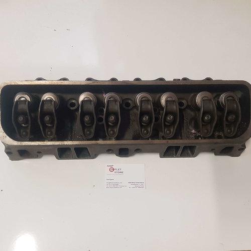GM Cilinderkop met kleppen V8 small block GM