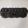 GM Cylinder head with valves V8 small block GM