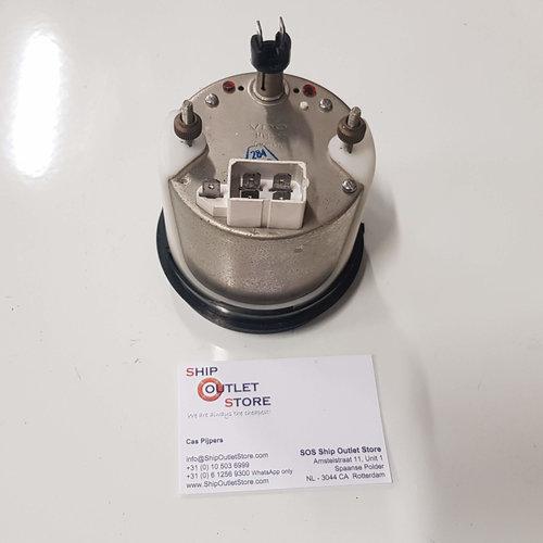 Volvo Penta Tachometer 5000 rpm 12V Volvo Penta 854911