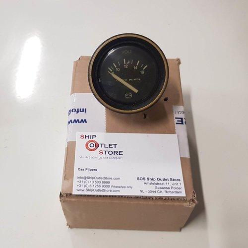 Volvo Penta Voltmeter Volvo Penta 863930