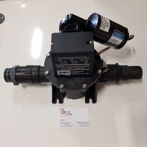 Sealand Dometic Vacuumpomp VG-3 S- Serie 12V SeaLand - Dometic