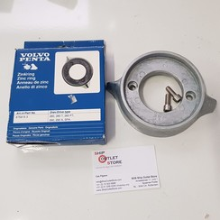 Zinc ring anode kit Volvo Penta 875815
