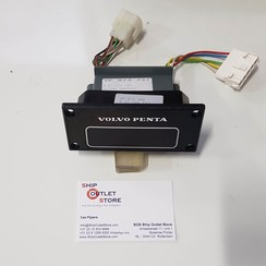 Electronic control unit with panel Volvo Penta 22354203