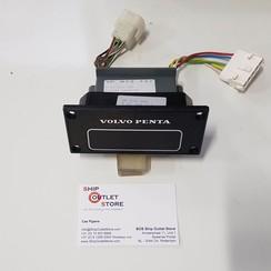 Elektronische controle met paneel unit Volvo Penta 22354203