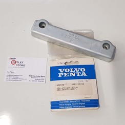 832598 Volvo Penta Zinc anode bar