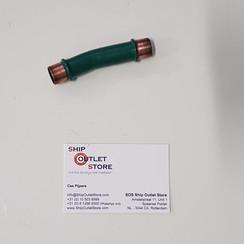 Tubo de agua de refrigeración MD11 -MD17 Volvo Penta 829939