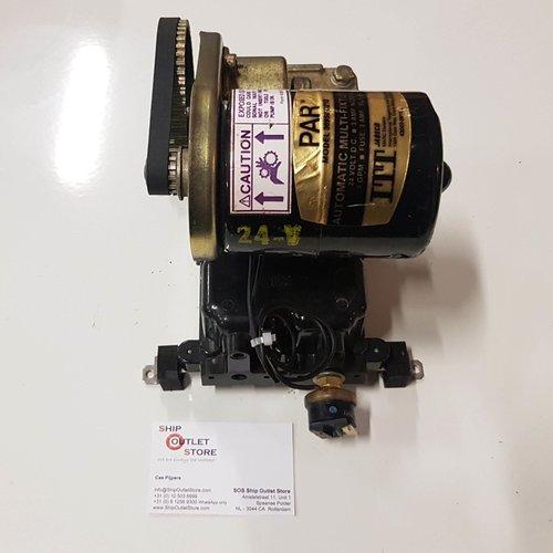 Jabsco Bomba de agua con presostato 24V Jabsco 36950-0210