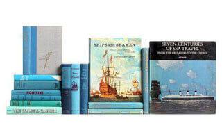 Maritime & historical books