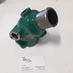 Exhaust elbow Volvo Penta 21424345