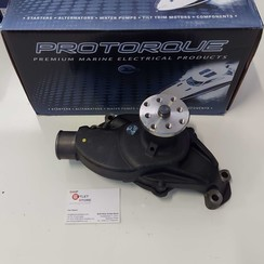 Water pump GM V6 & V8 small block Mercruiser - OMC - Volvo Penta