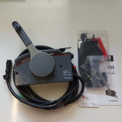 Dual function lever control outboard Yamaha 703-48205-16