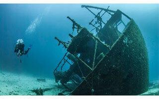 Dive & shipwreck books