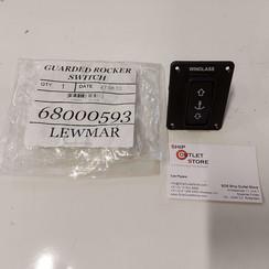 Rocker switch Lewmar 68000593