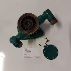 Bomba de agua MD21 1507899 Volvo Penta 826891