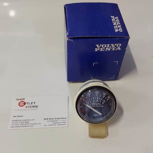 Volvo Penta Oil pressure gauge Volvo Penta 856812