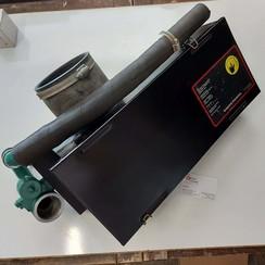 Unidad de filtro de aire con ventilación del cárter Volvo Penta 866644