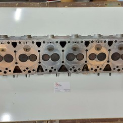 Cylinder head complete MD32A Volvo Penta 829042