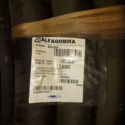 AlfaGomma Marine manguera de escape húmeda 63 mm
