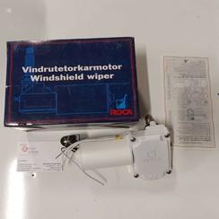Motor limpiaparabrisas 12V Roca W10