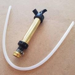 Oil drain pump