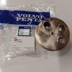 Deksel voor warmtewisselaar  Volvo Penta 860119
