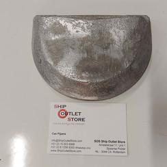 Aluminium anode Volvo Penta 3863193