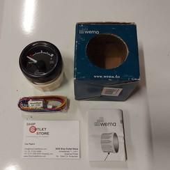 Contador de depósito de agua Wema WE / 110310