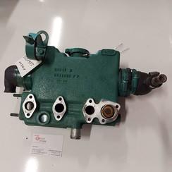 Heat exchanger Volvo Penta 3581925
