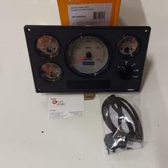 Instrumentenpaneel MP34 24V Vetus