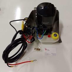 Trim tilt motor assembly with kabels and bracket Mercruiser 414336A6 - 88183A9