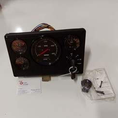 Instrument panel MP34 24V Vetus