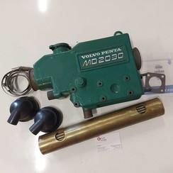 Heat exchanger complete Volvo Penta 3580736 3580325