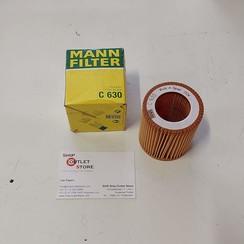 Luftfilter Mann C 630