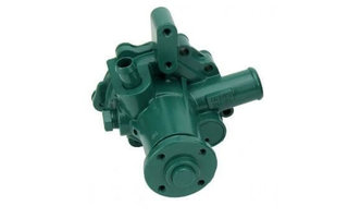 Volvo Penta  water pumps & coolant pipes