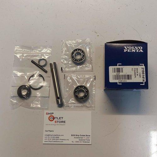 Volvo Penta Water pump repair kit 840557 Volvo Penta 21951414