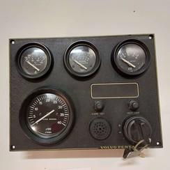 Instrument panel De Luxe Volvo Penta 858238- 860182