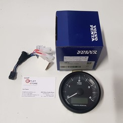 Toerenteller 4000 rpm Volvo Penta 23715874