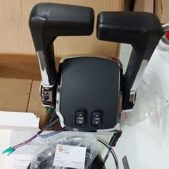 Dual control lever Volvo Penta 22928976 - 3856903