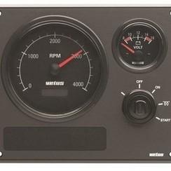 Instrumententafel MP22 Vetus
