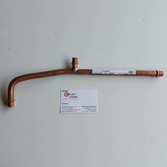 Cooling water pipe MD6 - MD7 Volvo Penta 840287