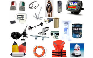 Various parts and accessories