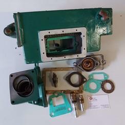 Heat exchanger MD32 Volvo Penta 1-829178
