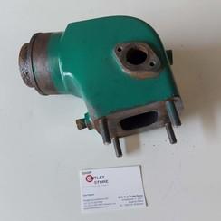 Exhaust elbow Volvo Penta 844091