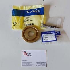 Worm gear kit Volvo Penta 897664 - 897663