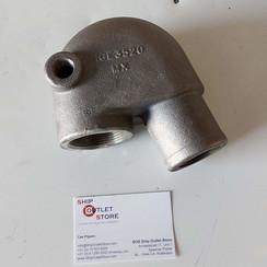 Exhaust elbow Yanmar 104214-13531