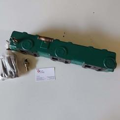 Exhaust Manifold MD17C Volvo Penta 829950