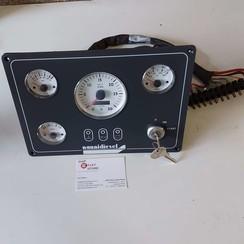 Instrumententafel C3 Nanni Diesel