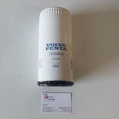 Oliefilter Volvo Penta 22030848