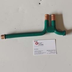 T-cooling water pipe Volvo Penta 840722